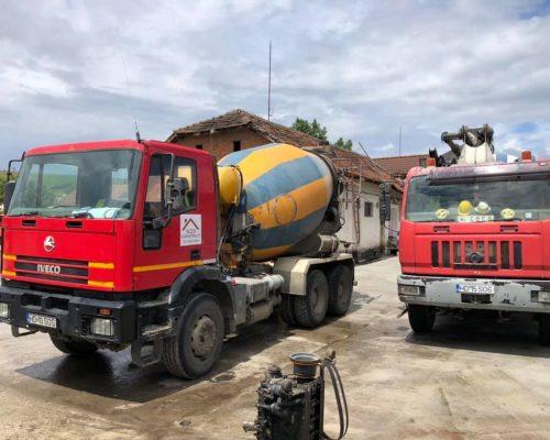 Turnare beton sapa Hondol